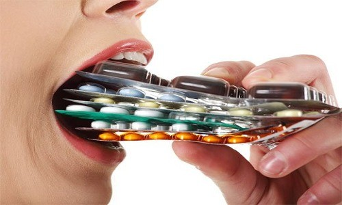 المضاد الحيوي بدون وصفة طبية يؤدي إلى كارثة