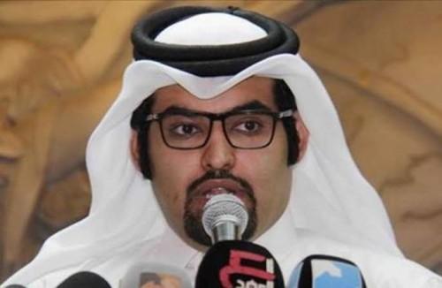 """بتغريدة عن """"المدينة الإعلامية"""".. الهيل يُحرج النظام القطري"""