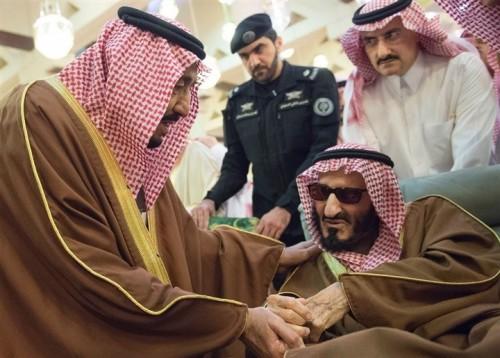 """أهم معلومات عن الأمير الراحل """"بندر بن عبد العزيز"""" شقيق العاهل السعودي"""