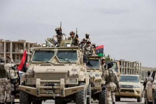 الجيش الوطني الليبي يستعين بتعزيزات عسكرية في معارك جنوب شرقي طرابلس