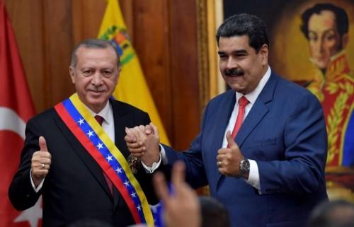 هل يلقى زعيم الدكتاتورية التركية مصير الرئيس الفنزويلي؟
