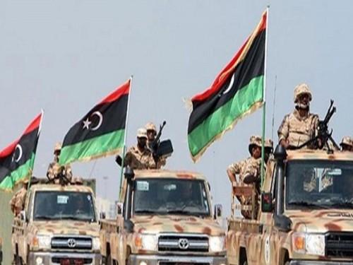 الجيش الوطني الليبي يحقق تقدمًا جديدًا في معارك طرابلس