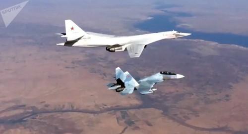 أمريكا وإيطاليا تُجريان رحلة مراقبة فوق روسيا