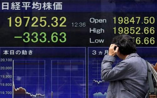 مؤشر نيكي يتراجع 0.14% في بداية تعاملاته ببورصة طوكيو