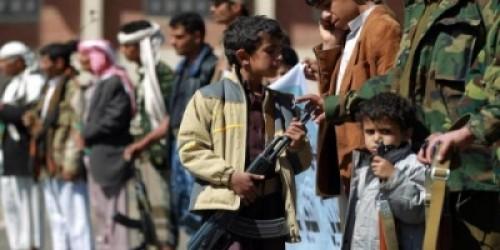 صحيفة دولية: مليشيات الحوثي تخطف وتُجند الأطفال في صنعاء