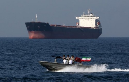 بريطانيا: على إيران الإفراج عن ناقلة النفط واحترام القانون الدولي