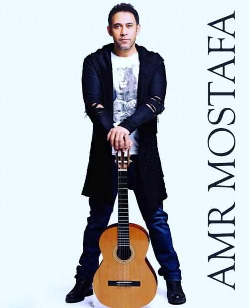 عمرو مصطفى يشوق جمهوره لعودته للغناء مرة أخرى