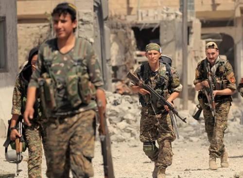 تعرف المخطط التركي القطري للوقيعة بين عرب وأكراد سوريا