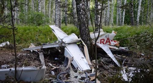 تحطم طائرة عسكرية باكستانية ومقتل 17 شخصًا وإصابة 12 آخرين