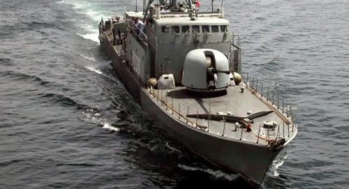 سفينة إيرانية تبحر من البرازيل بعد تزويدها بالوقود