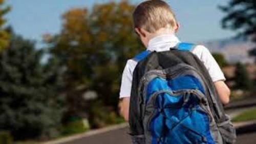 دراسة تُحذر..الحقيبة المدرسية غير المناسبة تهدد الأطفال بمشاكل الظهر
