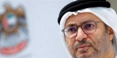 قرقاش: لجوء قطر للإرهاب ضد الإمارات تصعيد مؤسف