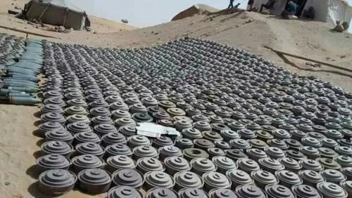 تقرير أمريكي: ألغام الحوثيين تشكل تهديدًا خطيرا لليمن