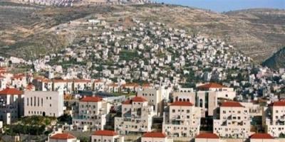 وسط غضب فلسطيني.. مخطط إسرائيلي جديد لبناء 7آلاف مستوطنة