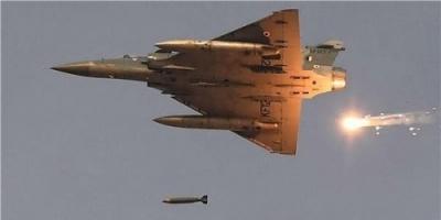 طيران الجيش الوطني الليبي يُدمر منصات صواريخ لمليشيا الوفاق