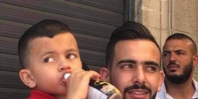 ضجة فلسطينية عقب استدعاء الاحتلال لطفل 4 أعوام للتحقيق بتهمة إلقاء الحجارة (صور)