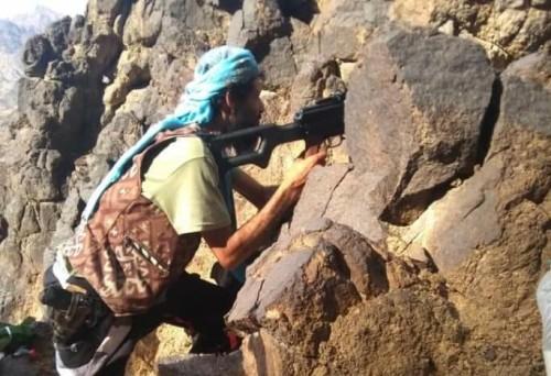 آخر مستجدات معارك القوات الجنوبية مع الحوثيين شمالي الضالع.. تفاصيل