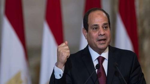 الرئيس المصري: مستعدون دائما للتفاوض بشأن سد النهضة الإثيوبي