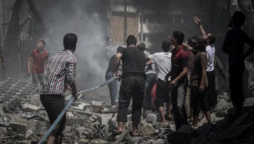 """منسق أممي: على مجلس الأمن إنهاء """"الهجوم الدموي"""" في إدلب السورية"""