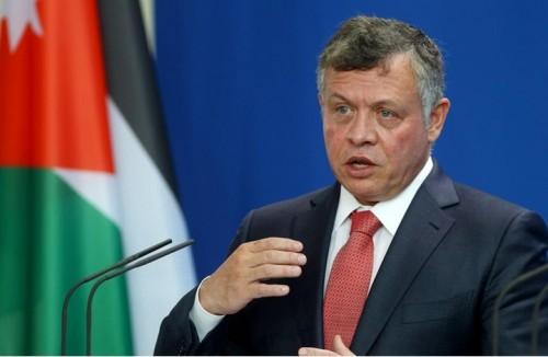 العاهل الأردني يناقش عملية السلام العادل مع مستشار الرئيس الأمريكي