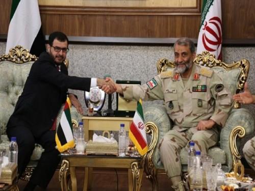 الإمارات تكشف تفاصيل اجتماعها مع إيران