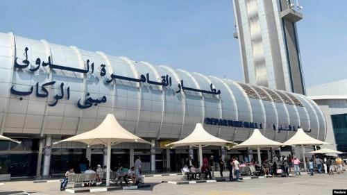 مصر تفرض رسوم مالية على الركاب المغادرين (صور)