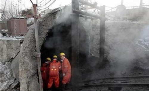 وفاة 4 أشخاص جراء انفجار منجم للفحم غرب الصين