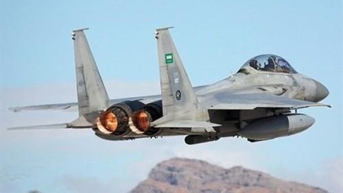 طيران التحالف يحلق في أجواء صنعاء