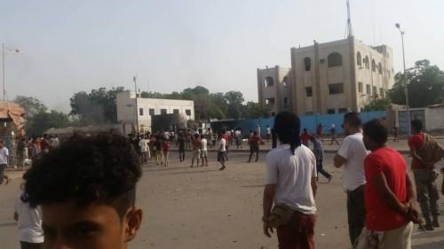 ارتفاع شهداء الهجوم الإرهابي على مركز شرطة بعدن إلى 10 بينهم مدني