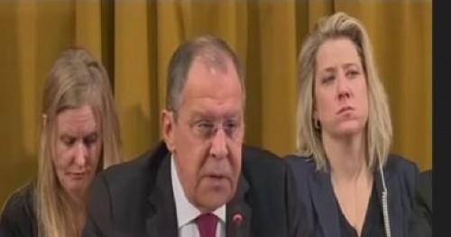 وزير الخارجية الروسي: واشنطن تبحث عن أي سبب للحرب