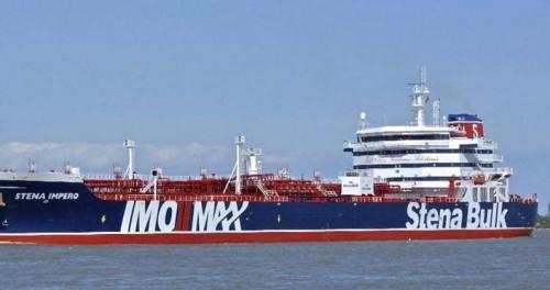 بريطانيا: لن نقايض سفينة  بأخرى مع إيران