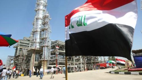 العراق تحقق عائدات بـ6.7 مليار دولار من صادرات النفط في يوليو