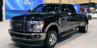 فورد تكشف رسميا مواصفات شاحنتها الجديدة Super Duty