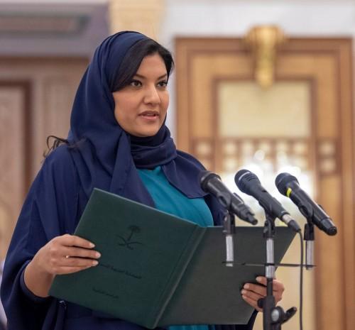 تعرف على تعليق سفيرة السعودية في أميركا على القرارات المتعلقة بالمرأة