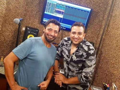 """حميد الشاعري يحضر لأغنية جديدة بعنوان """"شد الفيشة"""""""
