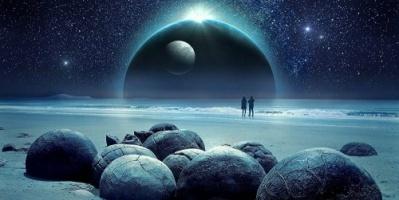 اكتشاف كواكب جليدية شبيهة بالأرض تدعم الحياة