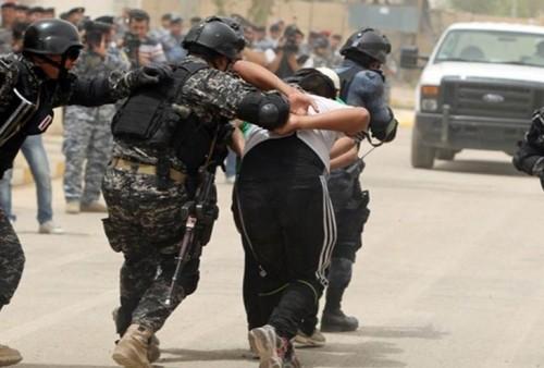 ضبط قيادي داعشي بارز بعمليات عسكرية غربي الموصل