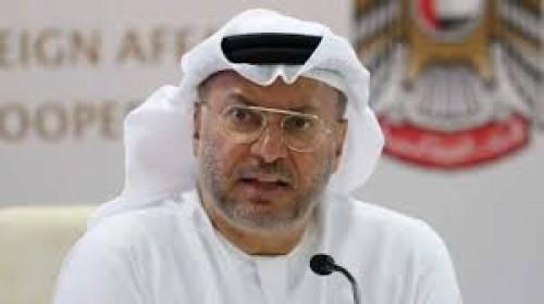 قرقاش يصفع قطر: التحالف السعودي الإمارات ثابت!