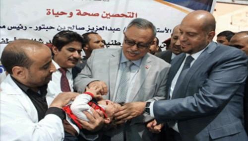 مليشيات الحوثي تطعم الأطفال بلقاح منتهي الصلاحية (وثيقة)