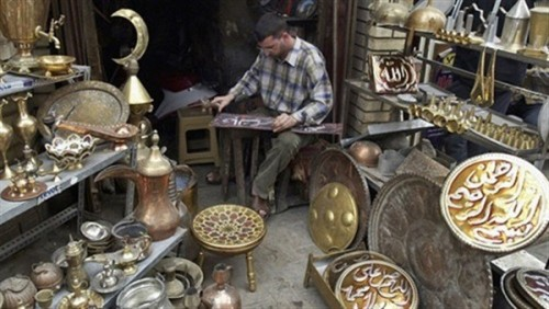 الصناعات اليدوية في مصر تستهدف نمو صادرات القطاع 15% خلال عام