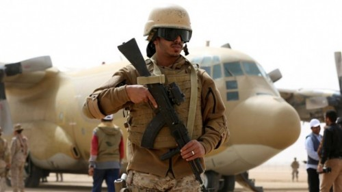 التحالف يرد على ادعاءات الحوثيين بالسيطرة على مواقع عسكرية في نجران وجيزان (تفاصيل)