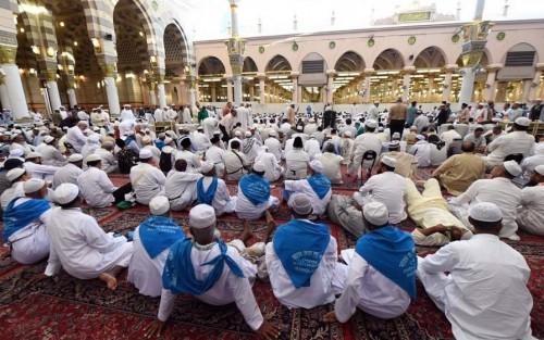 المملكة تهيئ أنظمة التكييف وسقيا زمزم بالمسجد النبوي لاستقبال ضيوف الرحمن (صور)