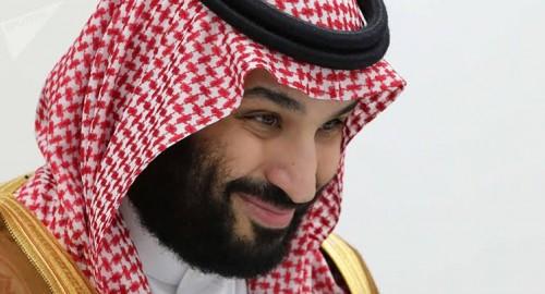 إعلامي يكشف مُخطط قطر الخطير تجاه ولي عهد السعودية