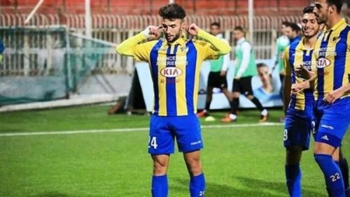 هداف الدوري الجزائري ينضم لجيل فيسنتي البرتغالي