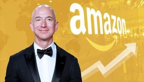 بهذا الرقم مؤسس أمازون يبيع أسهم شركته