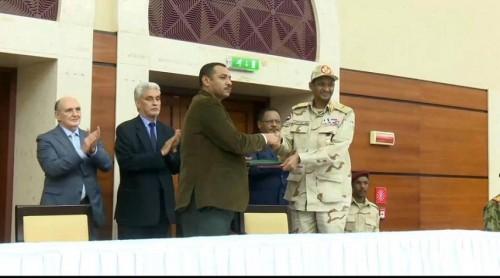 السودانيون يترقبون اليوم التوقيع على وثيقة الإعلان الدستوري