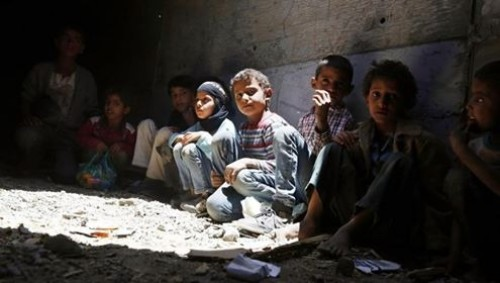 أرقام مروِّعة.. محارق الموت الحوثية التي حوَّلت حياة الأطفال إلى جحيم