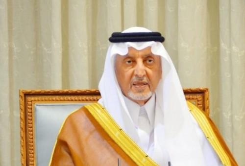 أمير مكة المكرمة يعلن وصول 1.6 مليون حاج حتى الآن