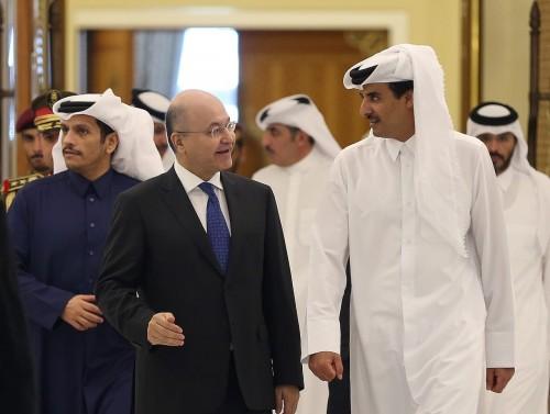"""هكذا فضحت """"الجوازات المزورة"""" مخططات قطر المشبوهة بالعراق"""