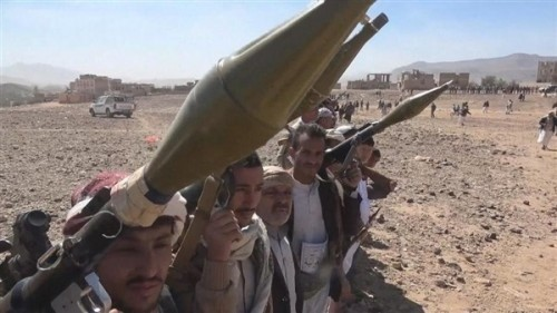 تقرير يوثّق آلاف الانتهاكات الحوثية بحق أهالي حجور